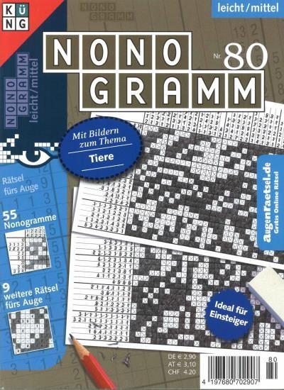 NONOGRAMM 80/2021