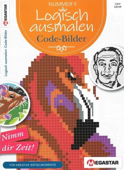 LOGISCH AUSMALEN: CODE-BILDER 9/2020