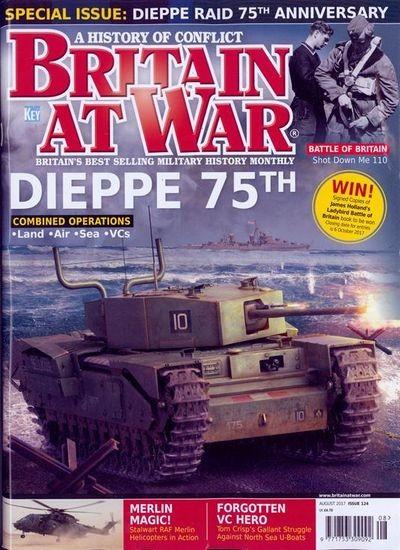 BRITAIN AT WAR / GB Abo