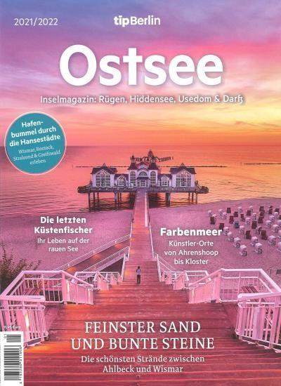 Ostsee - eine Edition von tipBerlin 1/2021