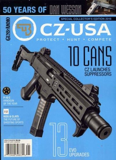 GUNS & AMMO / USA Abo