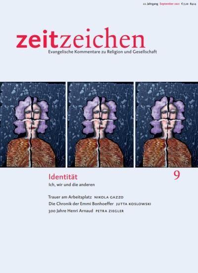 ZEITZEICHEN 9/2021