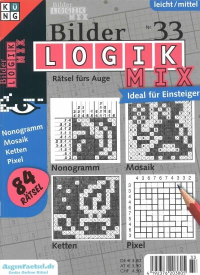 BILDER LOGIK MIX 33/2021
