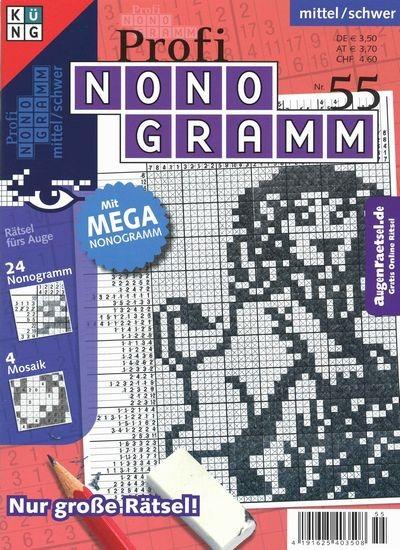 PROFI NONOGRAMM 55/2018