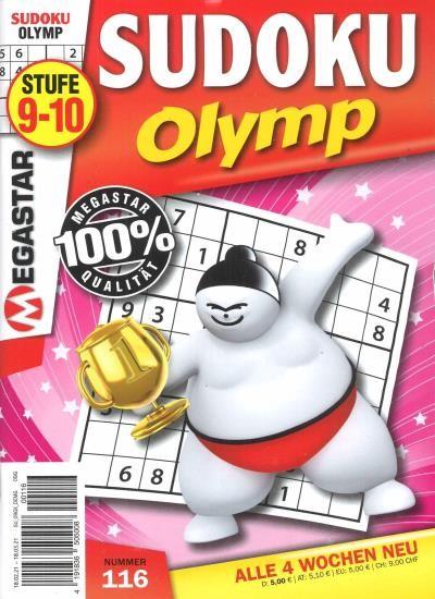 SUDOKU OLYMP 116/2021