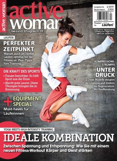 ACTIVE WOMAN 4/2019