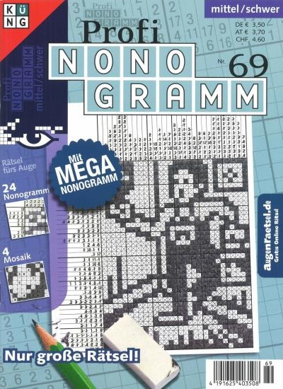 PROFI NONOGRAMM 69/2021