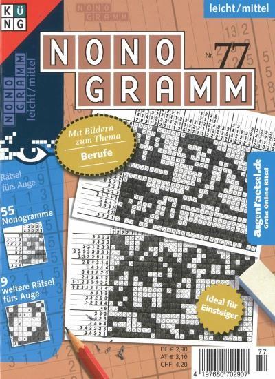 NONOGRAMM 77/2020