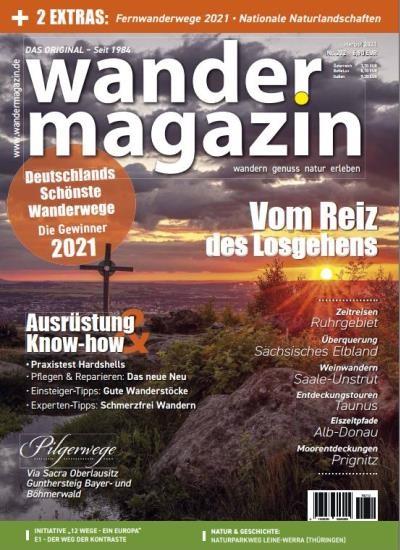WANDERMAGAZIN 212/2021