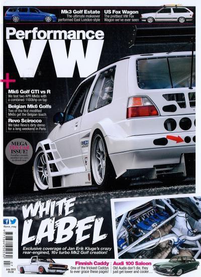 PERFORMANCE VW / GB Abo