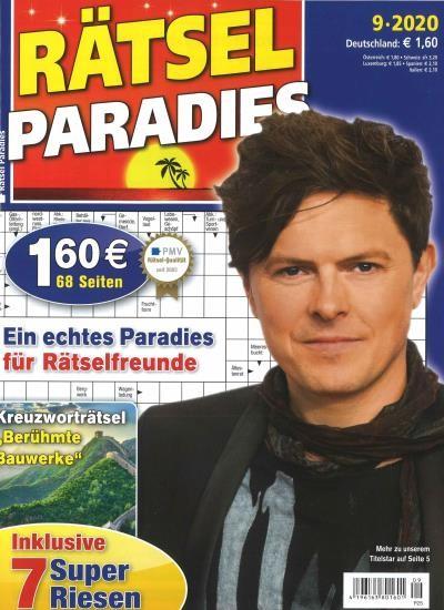 RÄTSEL PARADIES 9/2020