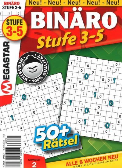 BINÄRO 3-5 2/2021
