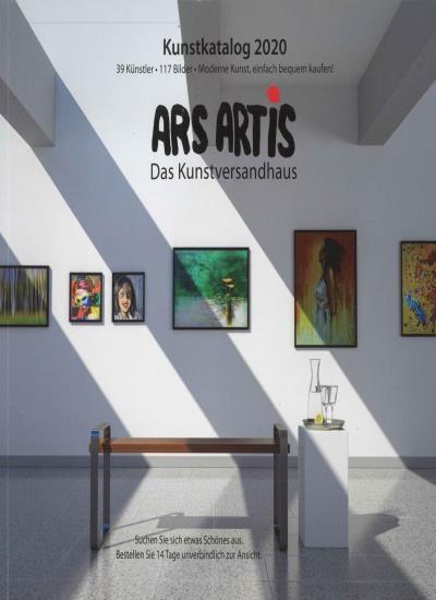 ARS ARTIS KUNSTKATALOG 1/2020
