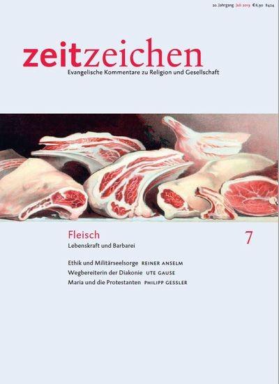 ZEITZEICHEN 7/2019