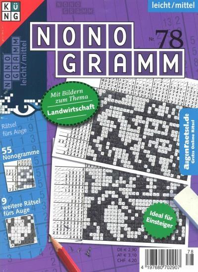 NONOGRAMM 78/2020