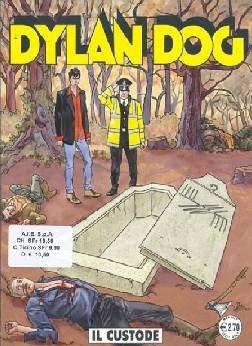 DYLAN DOG / I Abo