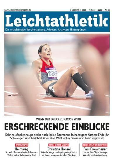 LEICHTATHLETIK 36/2020