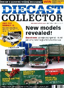 DIECAST COLLECTOR / GB Abo