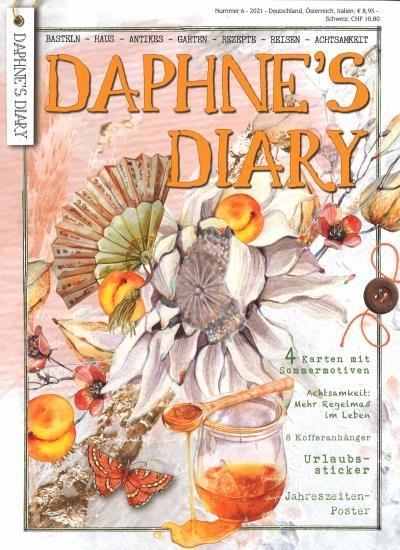 DAPHNE`S DIARY 6/2021