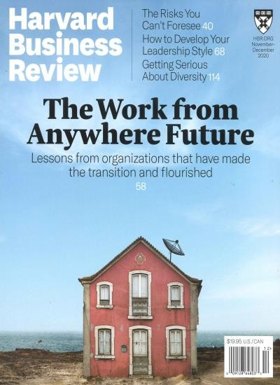 HARVARD BUSINESS REVIEW / USA Abo