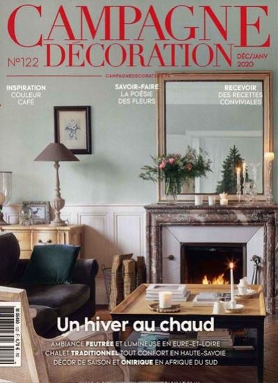 CAMPAGNE DECORATION / F Abo