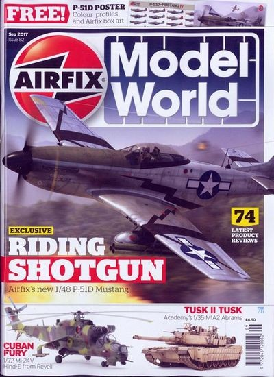 AIRFIX MODEL WORLD / GB Abo