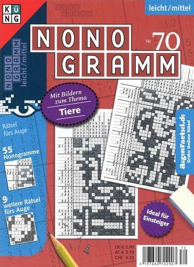 NONOGRAMM 70/2019