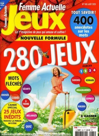 FEMME ACTUELLE JEUX / F Abo