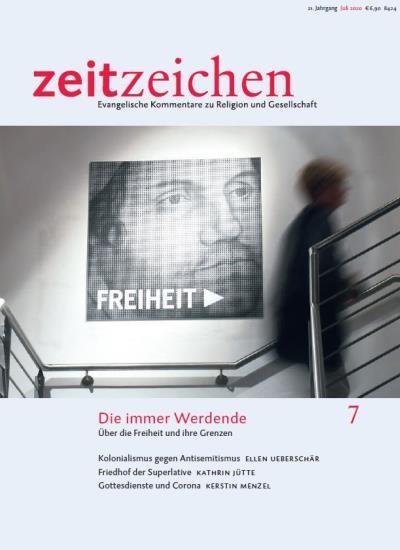 ZEITZEICHEN 7/2020