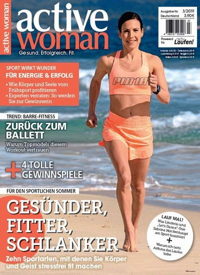 ACTIVE WOMAN 3/2019