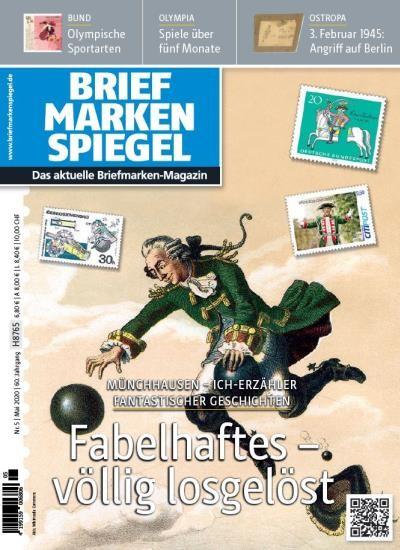 BRIEFMARKEN SPIEGEL 5/2020