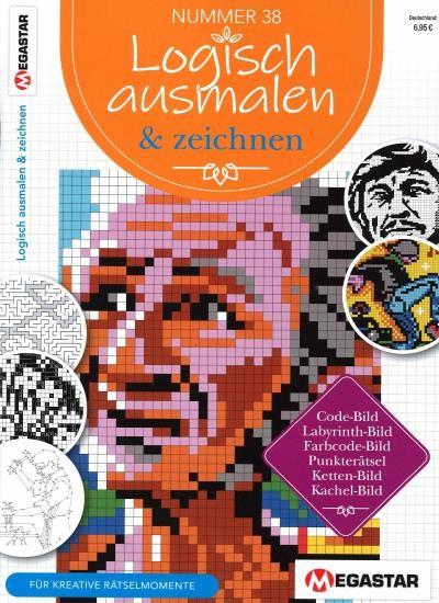 LOGISCH AUSMALEN UND ZEICHNEN 38/2021