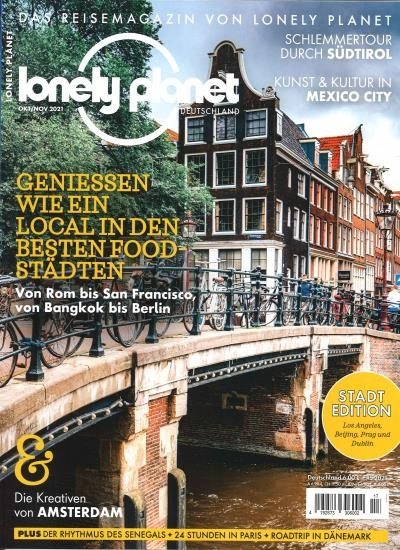 LONELY PLANET MAGAZIN 17/2021