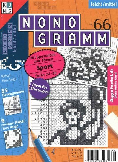 NONOGRAMM 66/2018