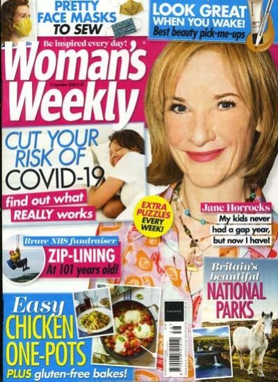 WOMAN`S WEEKLY / GB Abo