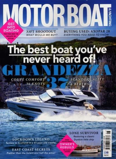MOTORBOAT AND YACHTING / GB Abo