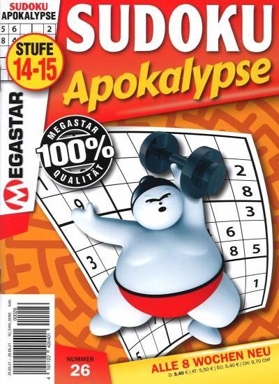 SUDOKU APOKALYPSE 26/2021