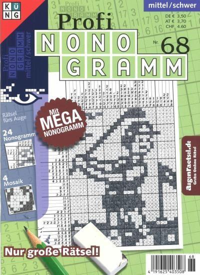 PROFI NONOGRAMM 68/2020