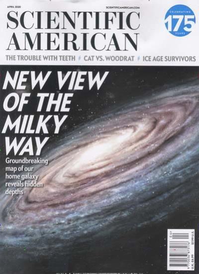 SCIENTIFIC AMERICAN / USA Abo