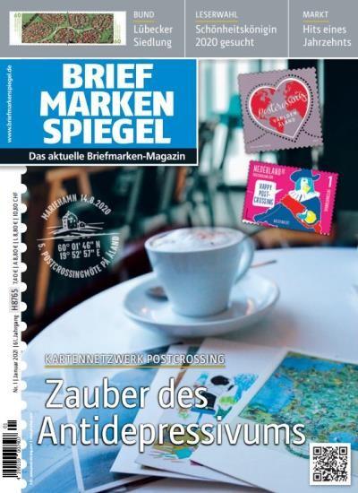BRIEFMARKEN SPIEGEL 1/2021