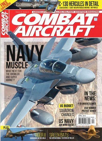 COMBAT AIRCRAFT / GB Abo