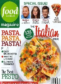 FOOD NETWORK MAGAZINE / USA Abo