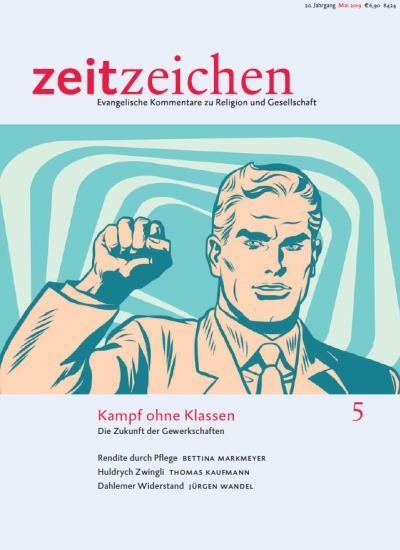 ZEITZEICHEN 5/2019
