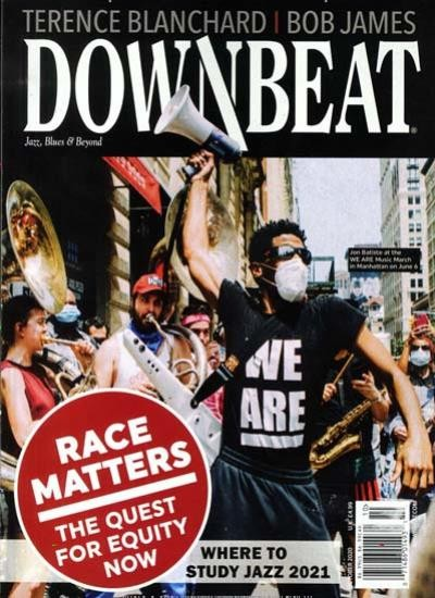 DOWN BEAT / USA Abo
