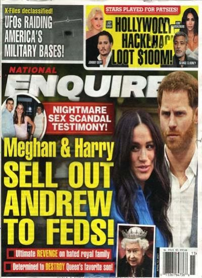 NATIONAL ENQUIRER / USA Abo