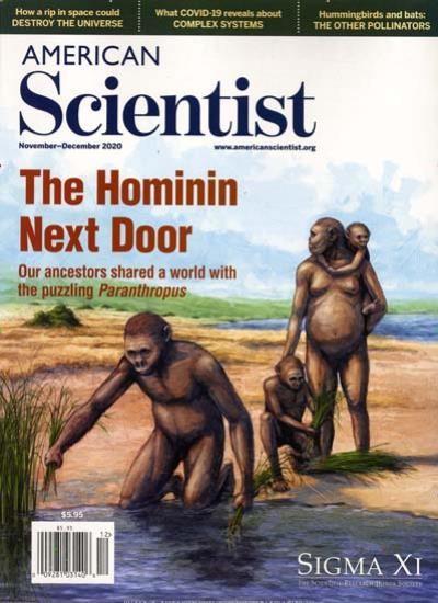 AMERICAN SCIENTIST / USA Abo