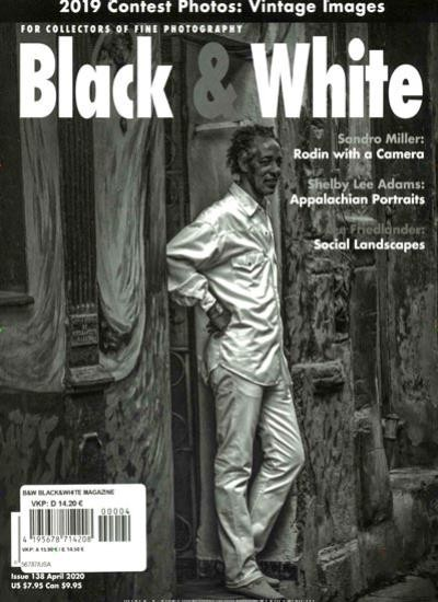 BLACK & WHITE MAGAZINE / USA Abo
