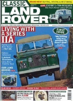 CLASSIC LAND ROVER / GB Abo