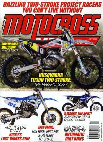 MOTOCROSS ACTION / USA Abo