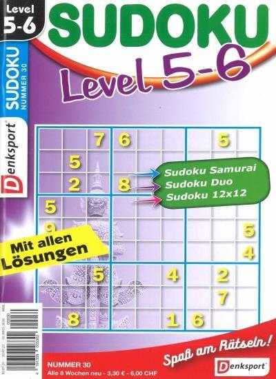 SUDOKU LEVEL 5-6 Abo